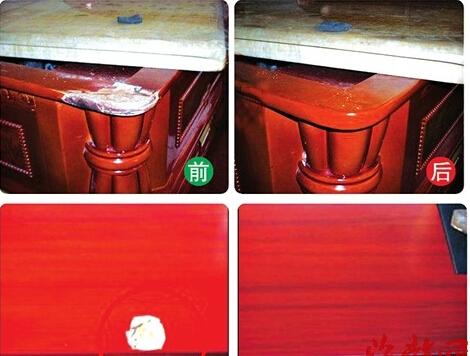 家具漆修补家具详细技术方法