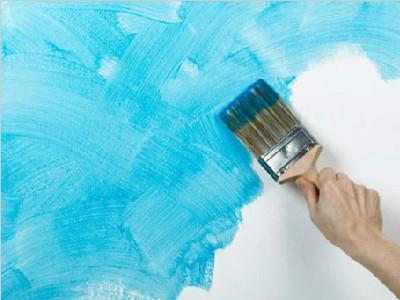 乳胶漆墙面去污方法