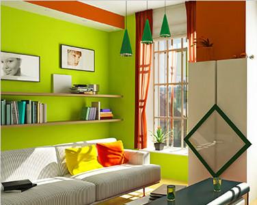A Fresh New Look-Update Your Color Scheme 更换房间色彩搭配