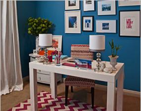 Home Office Inspiration  家庭办公室装修灵感