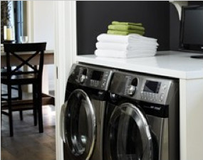 Top Paint Colors for Your Laundry Room  洗衣房的面漆颜色