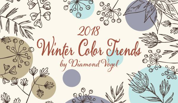 美国钻石涂料2017冬季色彩趋势