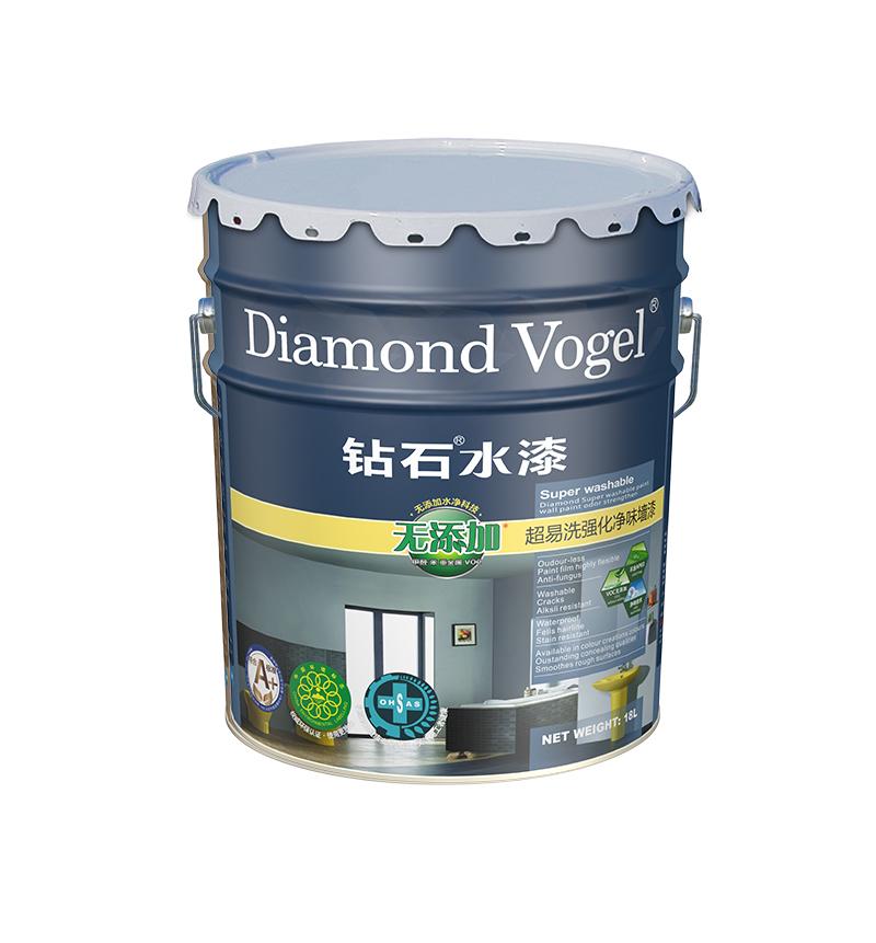 超易洗强化净味墙面漆