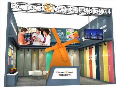 美国钻石涂料即将空降上海新国际博览中心,敬请期待