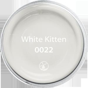 White Kitten - Color ID 0022