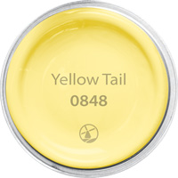 Yellow Tail - Color ID 0848