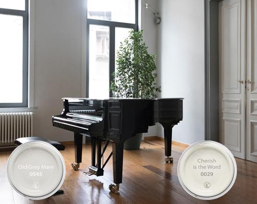 Grayscale - Piano
