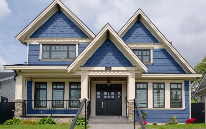 Celestial - exterior home