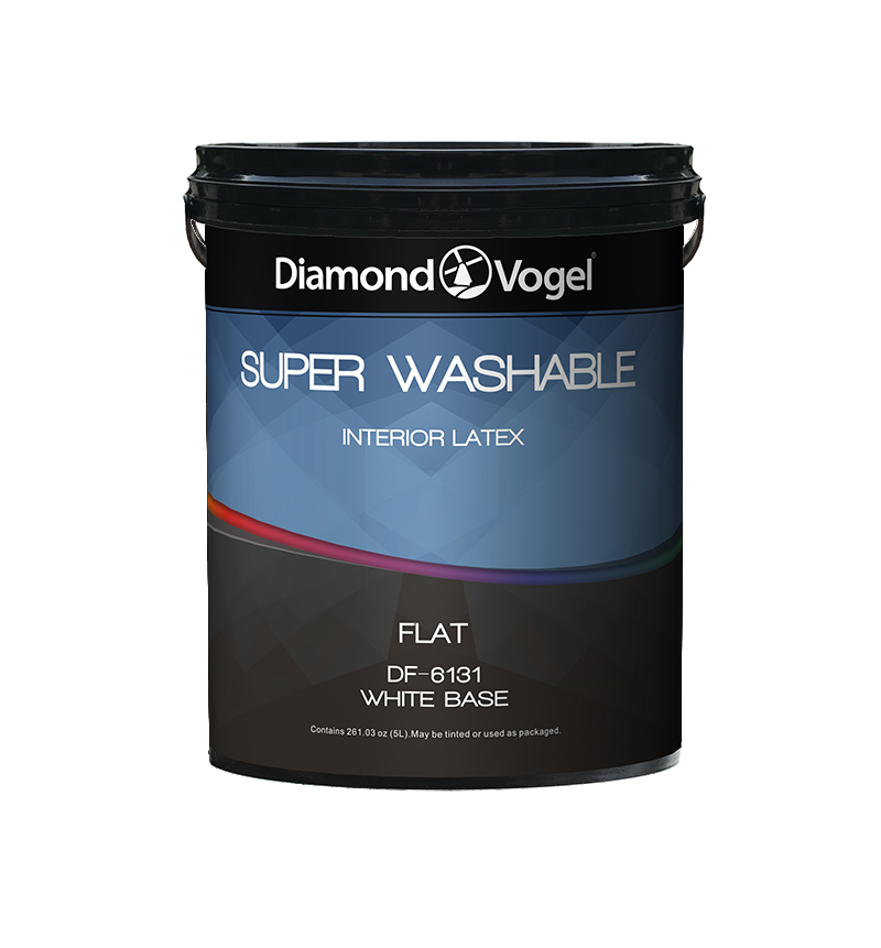 超易洗水净墙面漆5升